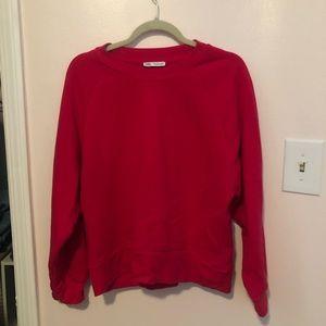 Zara pull over sweatshirt